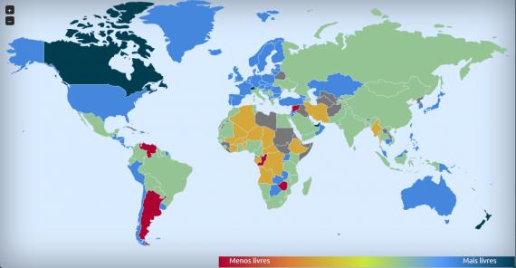 Hong Kong lidera o Índice de Liberdade Econômica, muito acima dos Estados Unidos e do Reino Unido