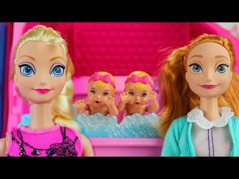 What To Watch Youtube How To Have Twins Barbie Family Twin Babies