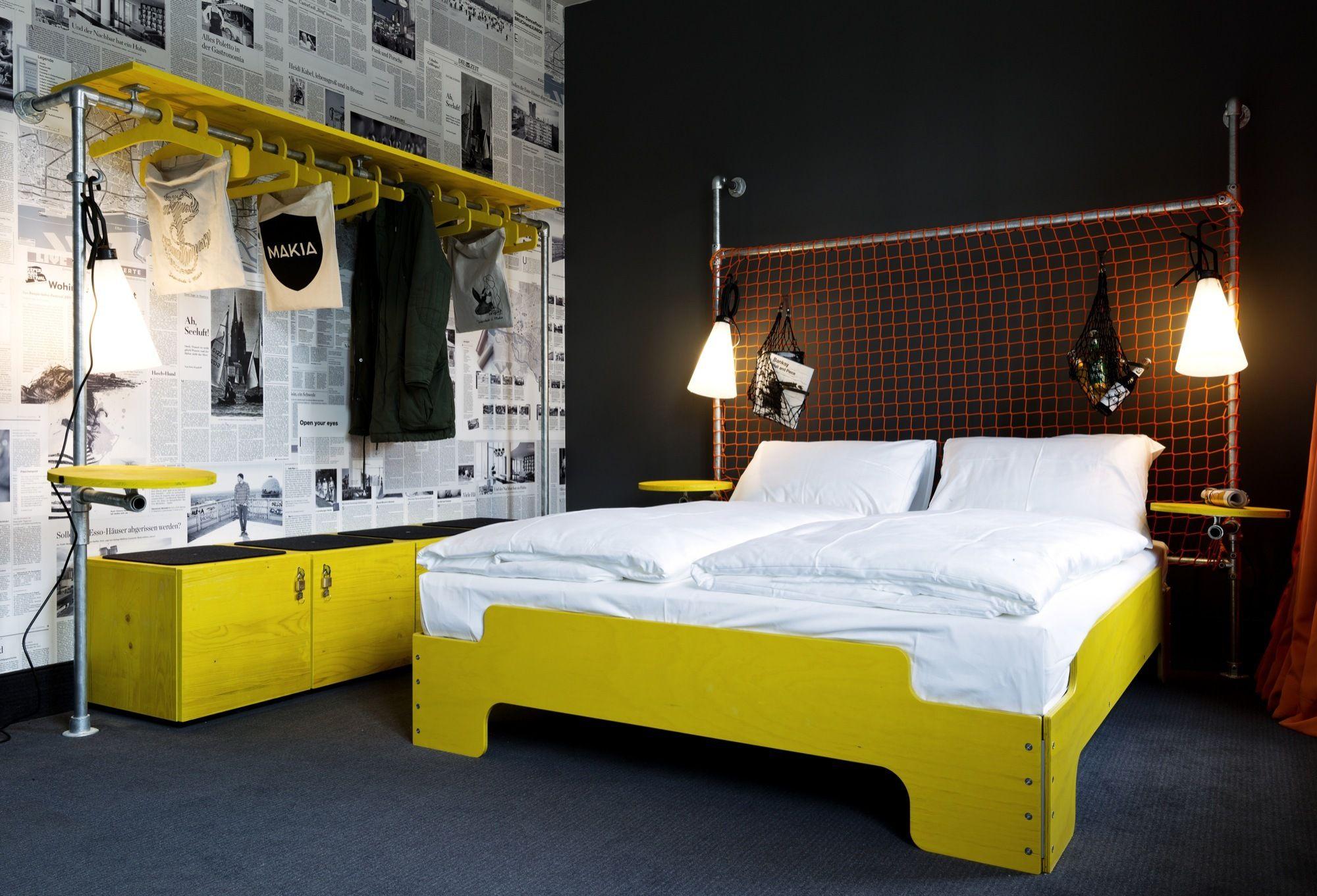 2 bedroom interior design 호텔superbude   dreimeta  boutique hotel  pinterest  guest
