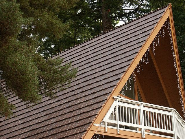 Best Shake Roof By Interlock Roofing Aged Copper Aged 400 x 300