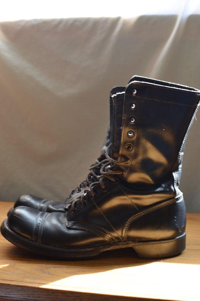 d7cd5c5736c Men's Corcoran Black Leather 10