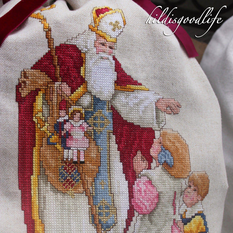 Hildi's Good Life: St. Nicholas - Patron Saint of Children