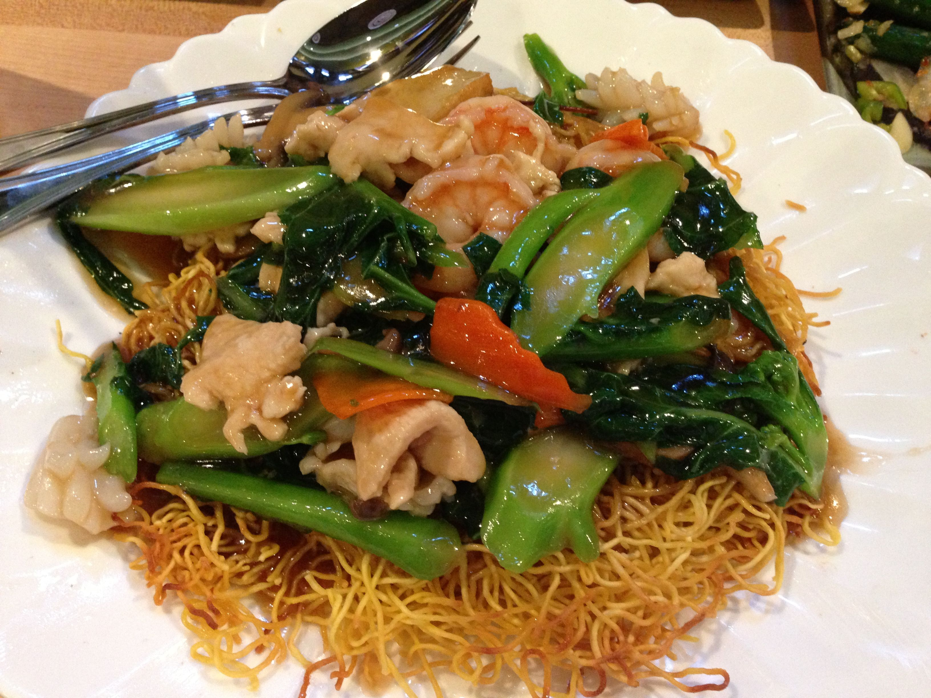 Capital Noodle Bar Review Chow Mein Recipe House Special Chow Mein Recipe Chinese Dishes Recipes