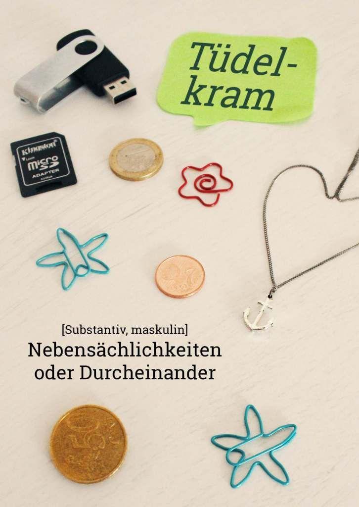 Norddeutsch Wörterbuch