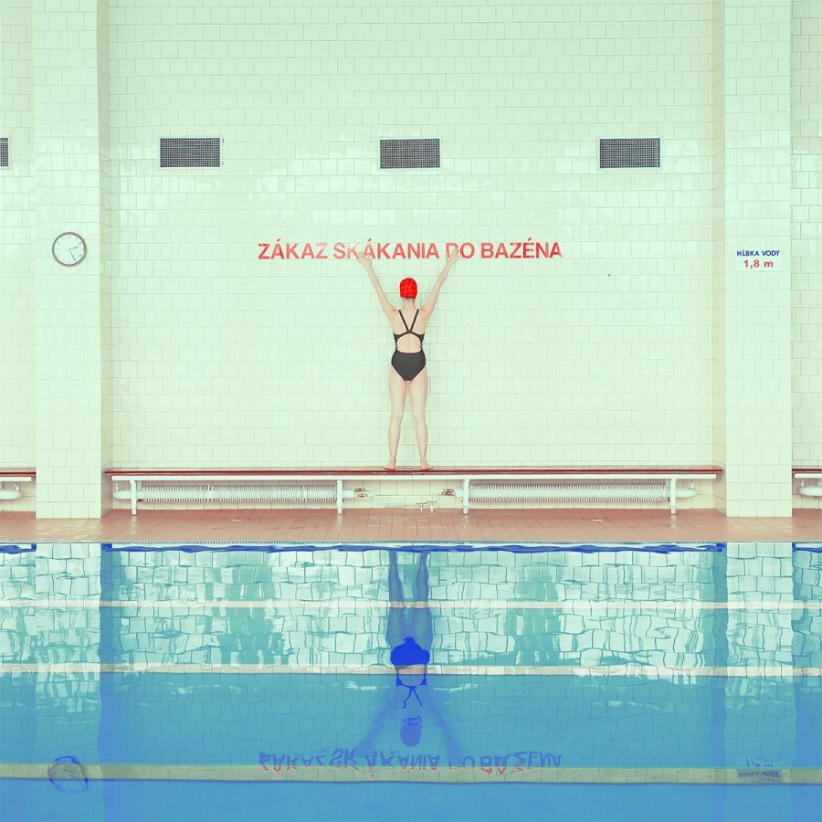 """No Diving"" Maria Svarbova"
