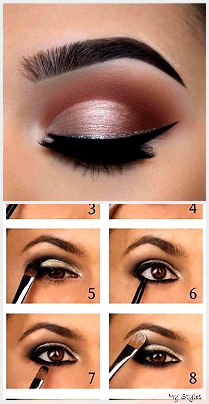 10 ways to add shine to your makeup, #shine #your #makeup # ways #Ve - #make #up #artistico