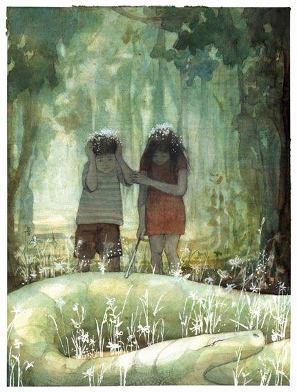 Zuzanna Celej: Ilustradora http://zuzannacelej.blogspot.com.es/ https://www.veniracuento.com/