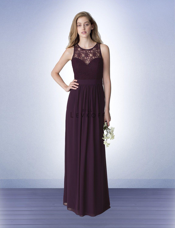 4059237e0e9 Bill Levkoff Bridesmaid Dress Photos Gallery. Bridesmaid Dress Style 1251