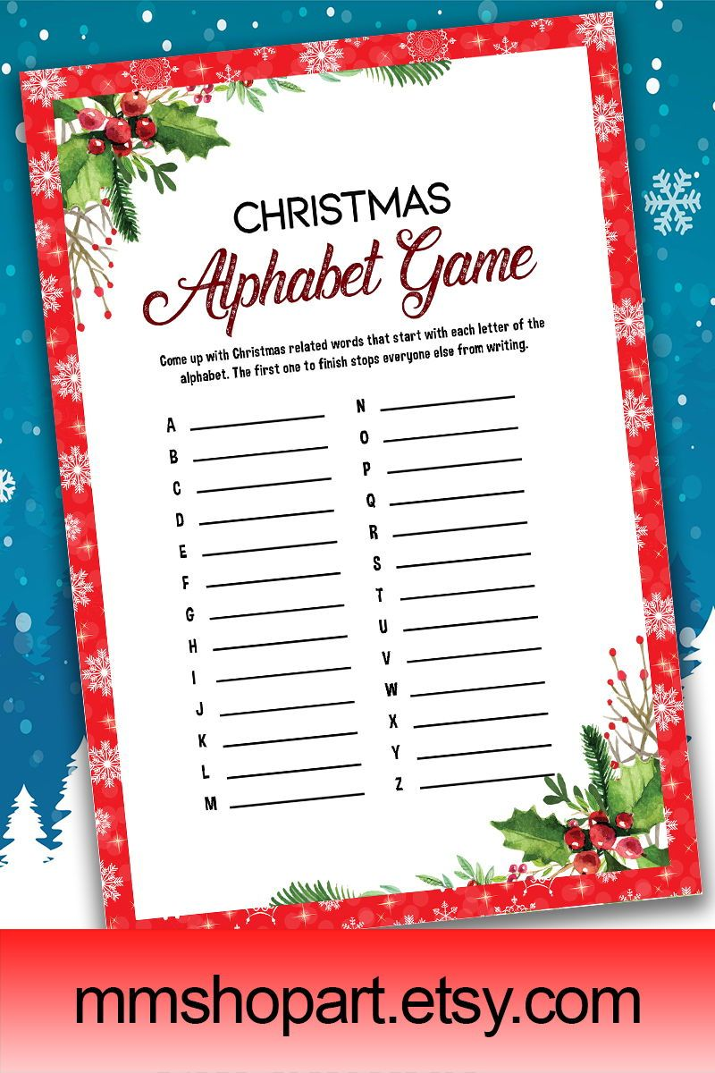 Pin On Christmas Games