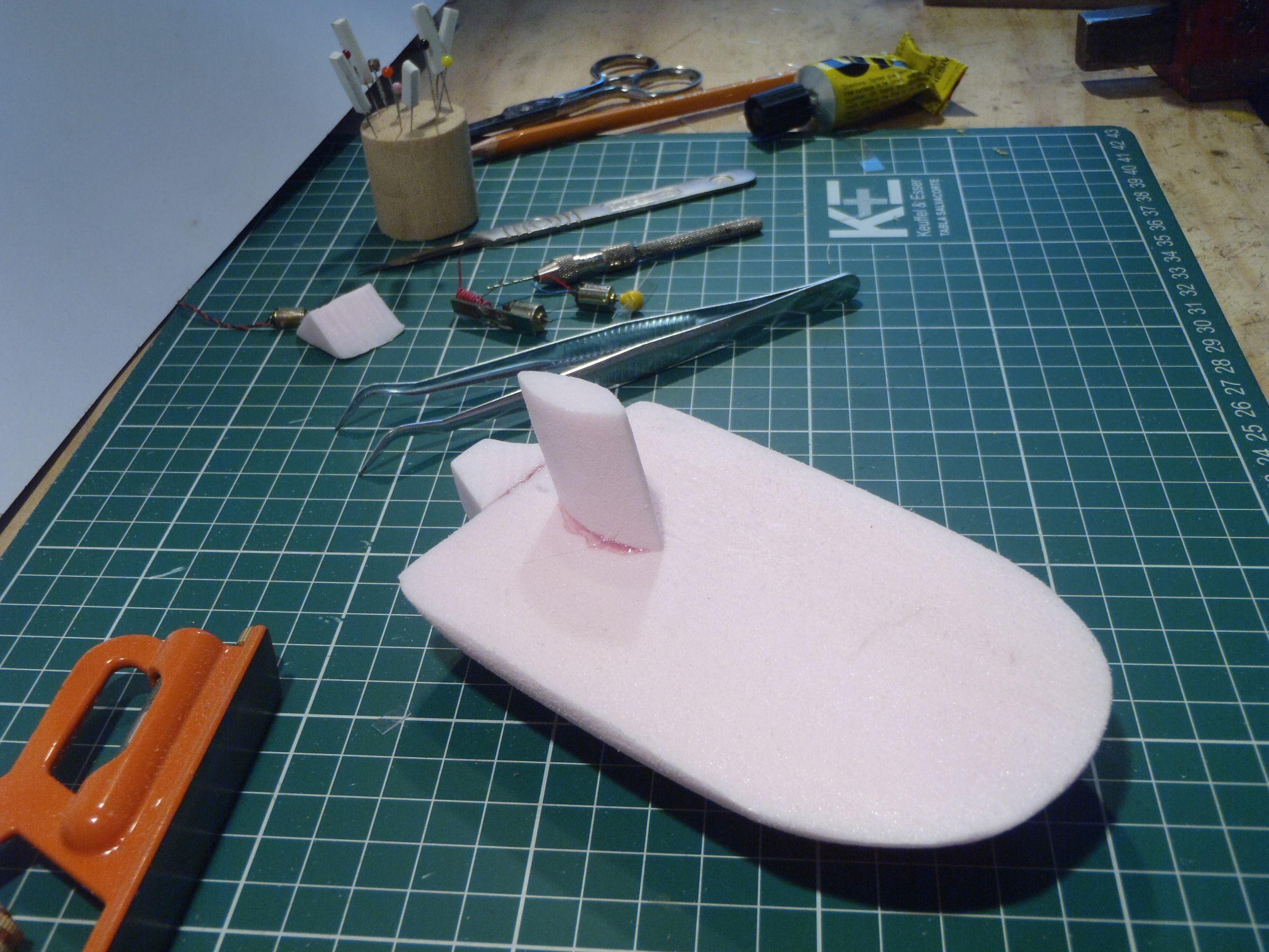 Mini airboat foam diy tutorial how to make foam model boats mini airboat foam diy tutorial how to make sciox Image collections
