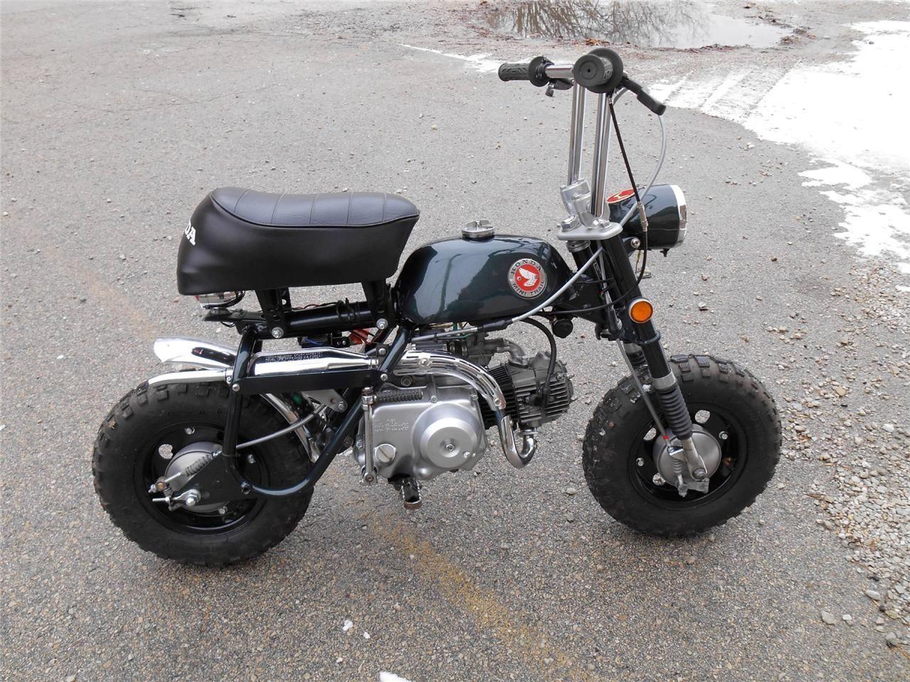 honda other 1969 honda z50 mini trail pit bike. Black Bedroom Furniture Sets. Home Design Ideas