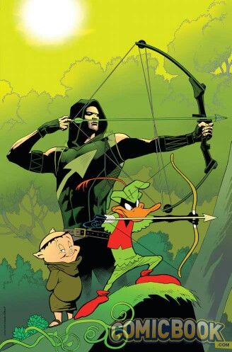 The Duck & the Arrow