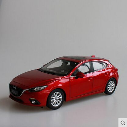 New Mazda 3 Axela Hatchback 1 18 Car Model Alloy Origin Angkesaila Limited Collection Gift
