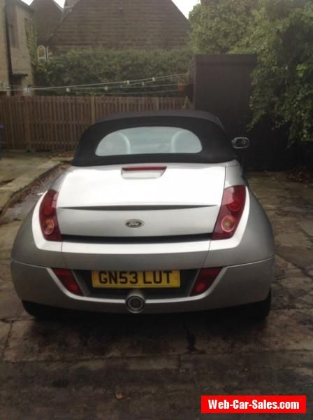 Ford Ka Street Car 2 Seater Convertible Ford Streetka Forsale