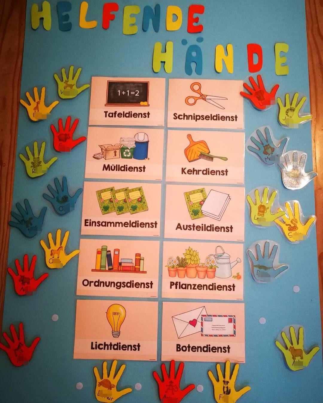 Ordnungsdienst klassenzimmer  Pin von Berit Nobel auf Klassenzimmer Management   Pinterest ...