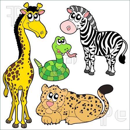 Http Clipartpin Com Clipart File Zoo Animals Clipart 10 Jpg Zoo Animals Animal Clipart Zebra Illustration