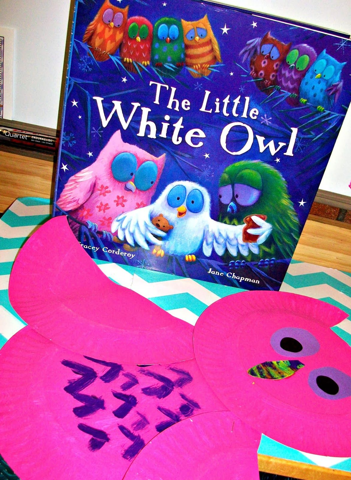 The Litttle White Owl Character Development For Friendship
