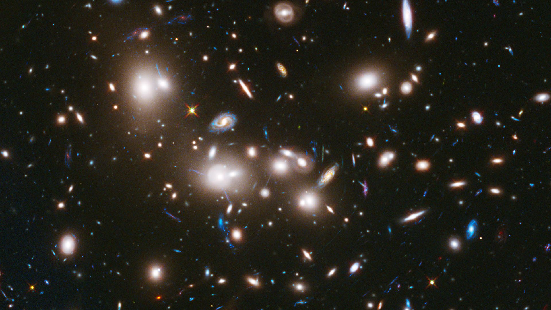 best hubble deep field - photo #27