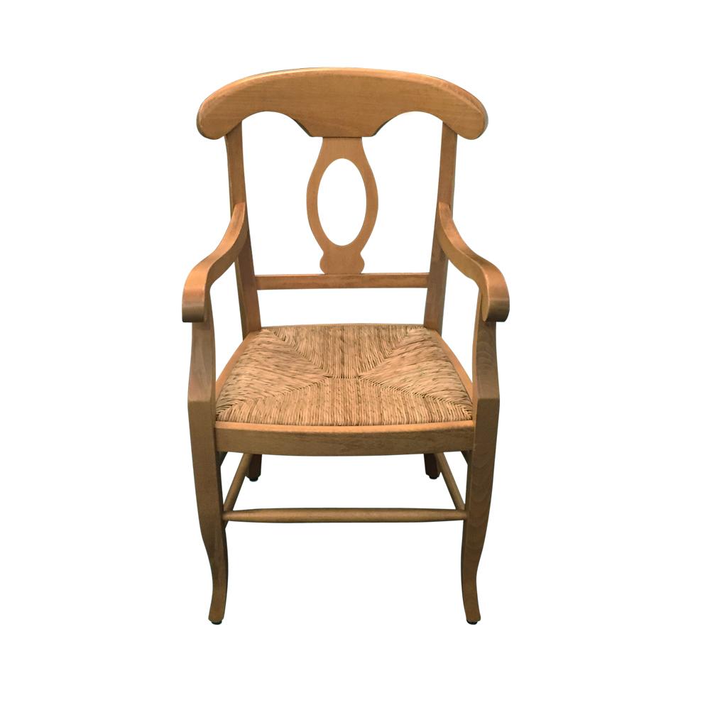 Pottery Barn Napoleon Armchair On Chairish Com With