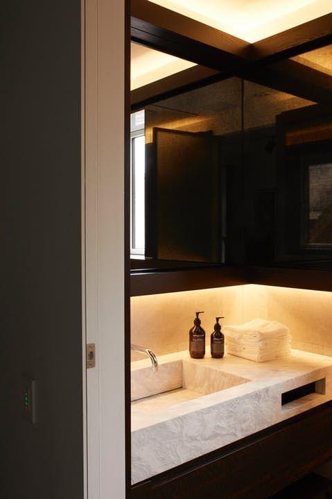 AVENUE ROAD Founder\u0027s Moody  Modern Toronto Remodel Home decor