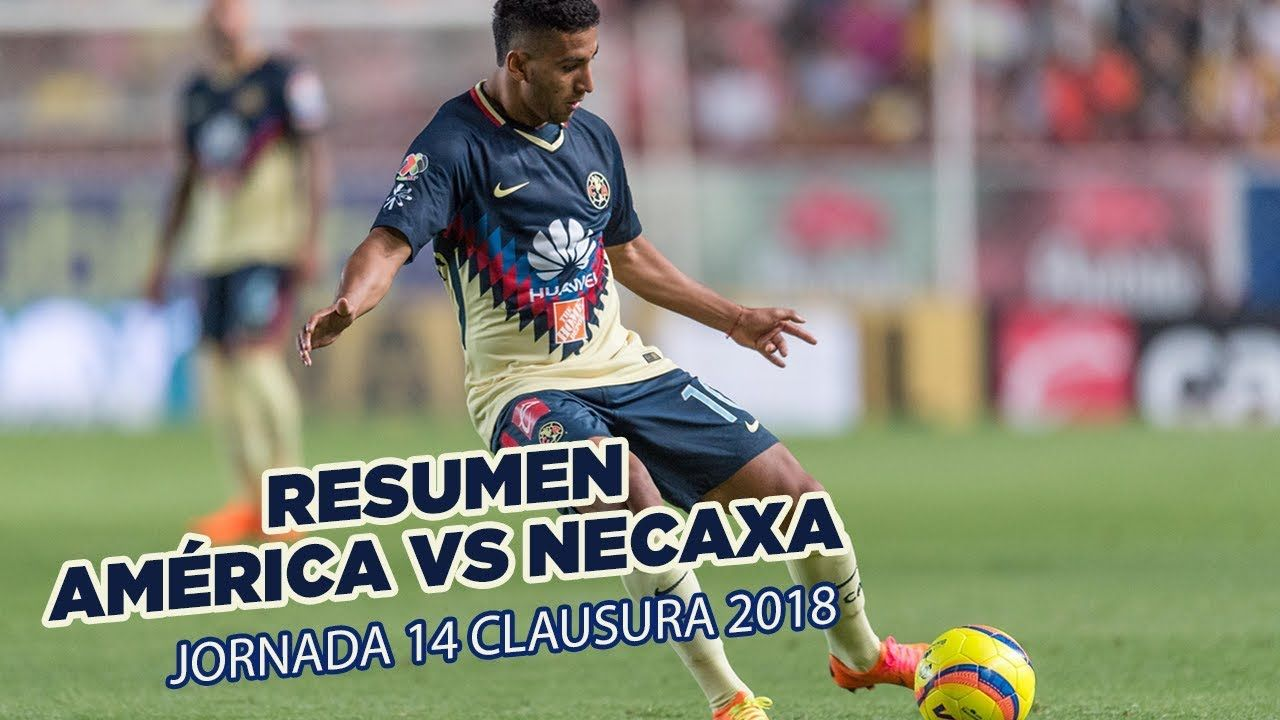 RESUMEN Todos los goles Necaxa 11 América J14 CL18
