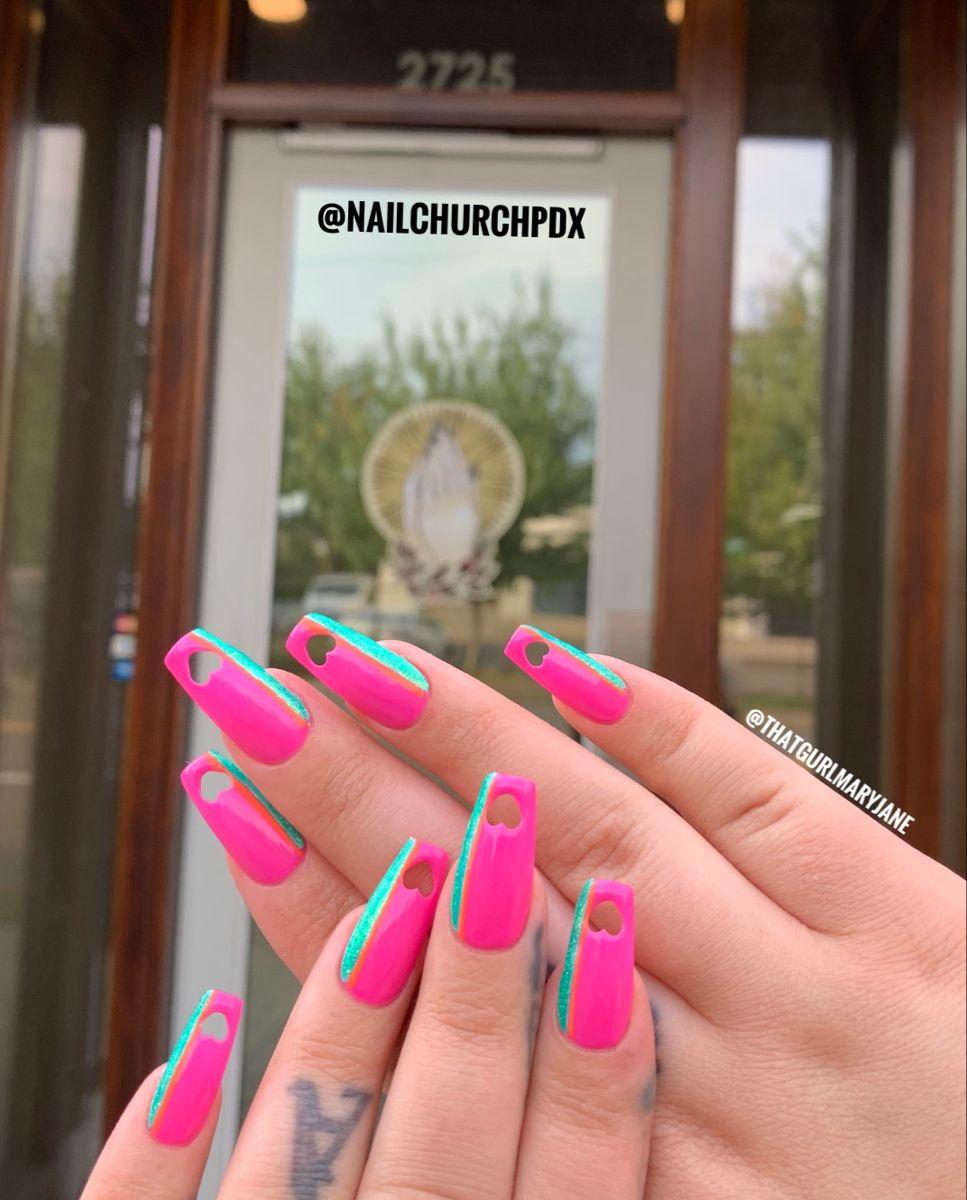 Nail Church Pdx Nails Clean Nails Nails Magazine