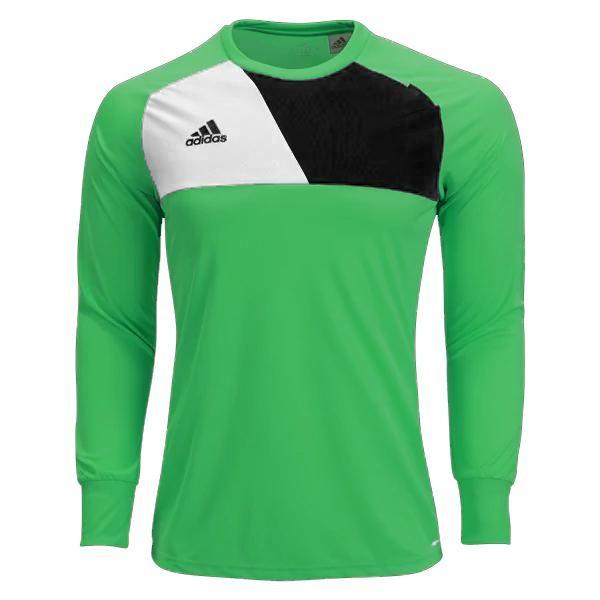 adidas Assita 17 Goalkeeper Jersey (Green)  790a25eec
