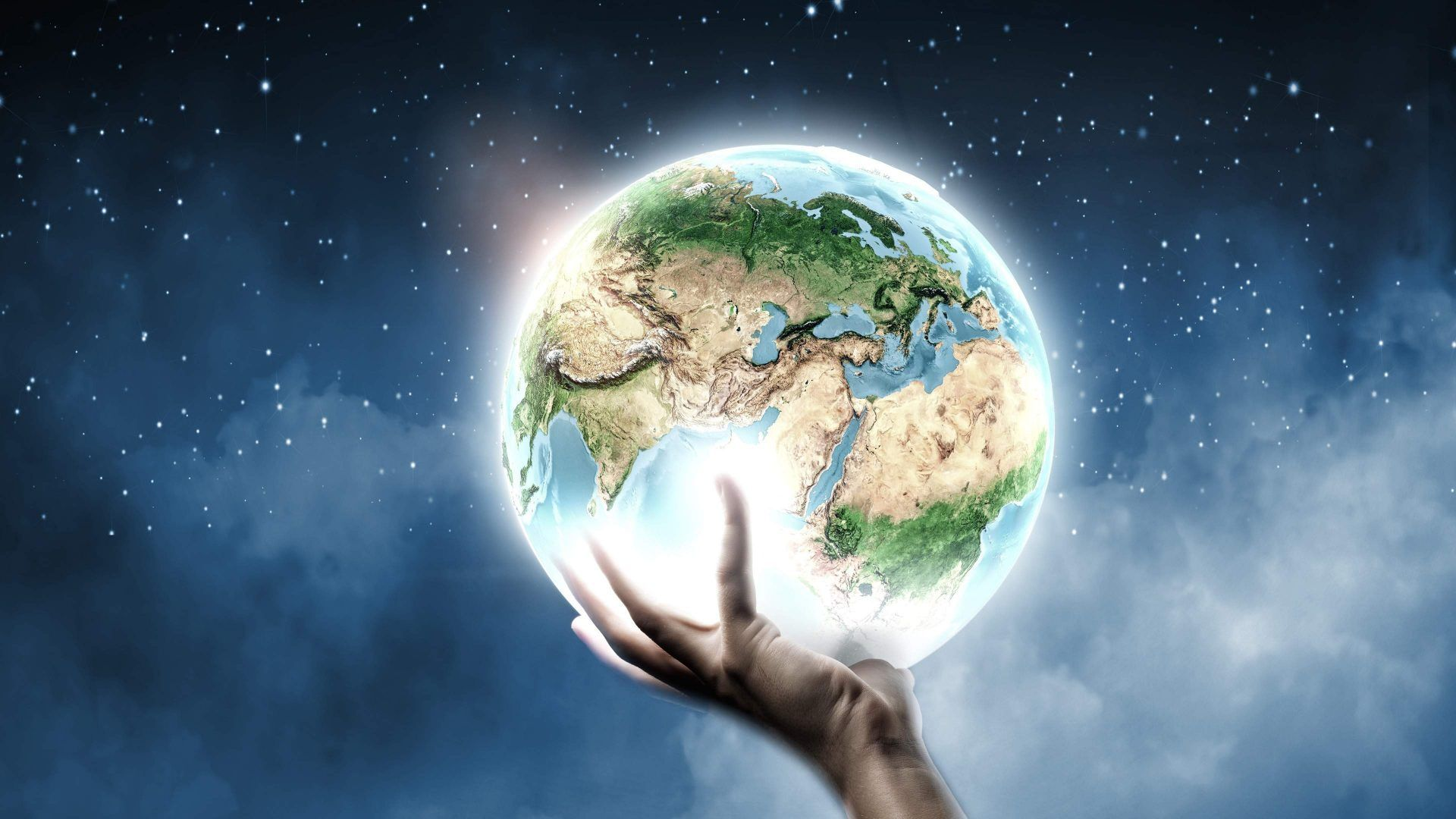Earth Globe In Hand 4k Wallpaper 1920x1080 See More On Classy Bro Wallpaper Earth Earth Globe 4k Wallpapers 1920x1080