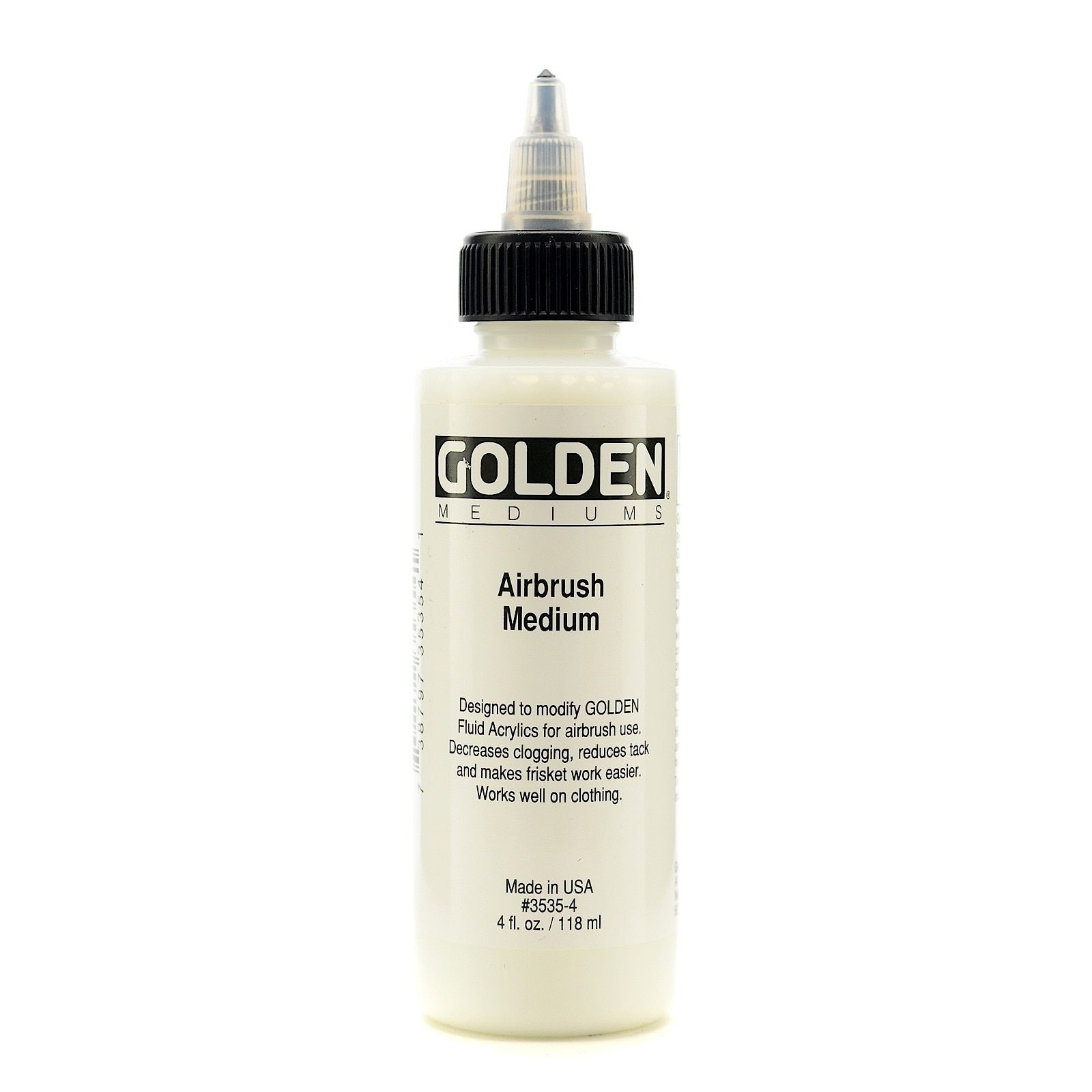 Golden Airbrush Medium [Pack of 2]