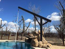 Rope swings tenshon pool pinterest rope swing for Rope swing plans