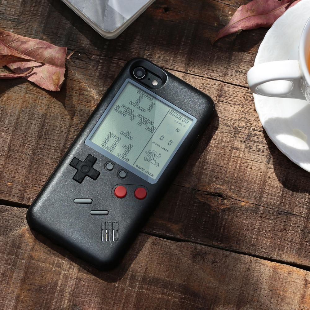 Game Boy iPhone Case in 2019 | Old Nintendo game | Gameboy