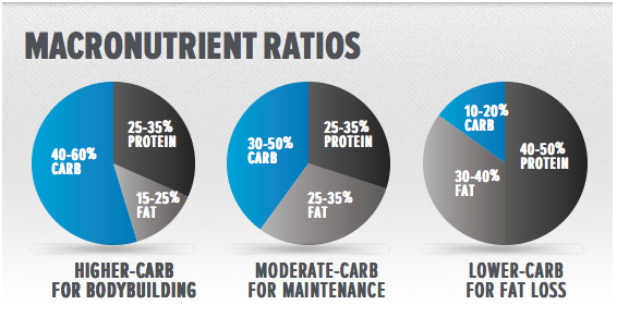 3 Keys To Dialing In Your Macronutrient Ratios Fitness Pinterest