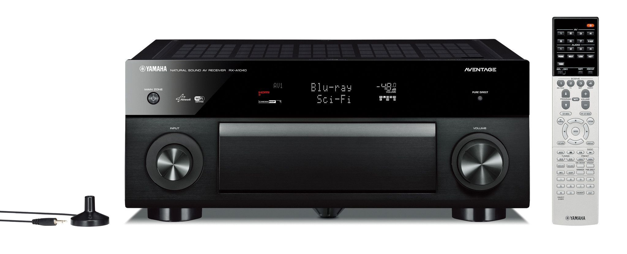 Yamaha RX-A1040 Aventage Network AV Receiver