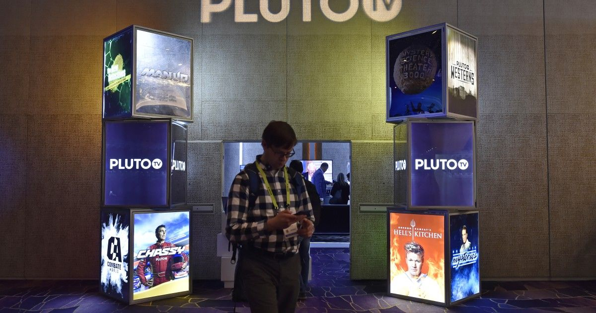 Free streaming sites roku pluto tv are more