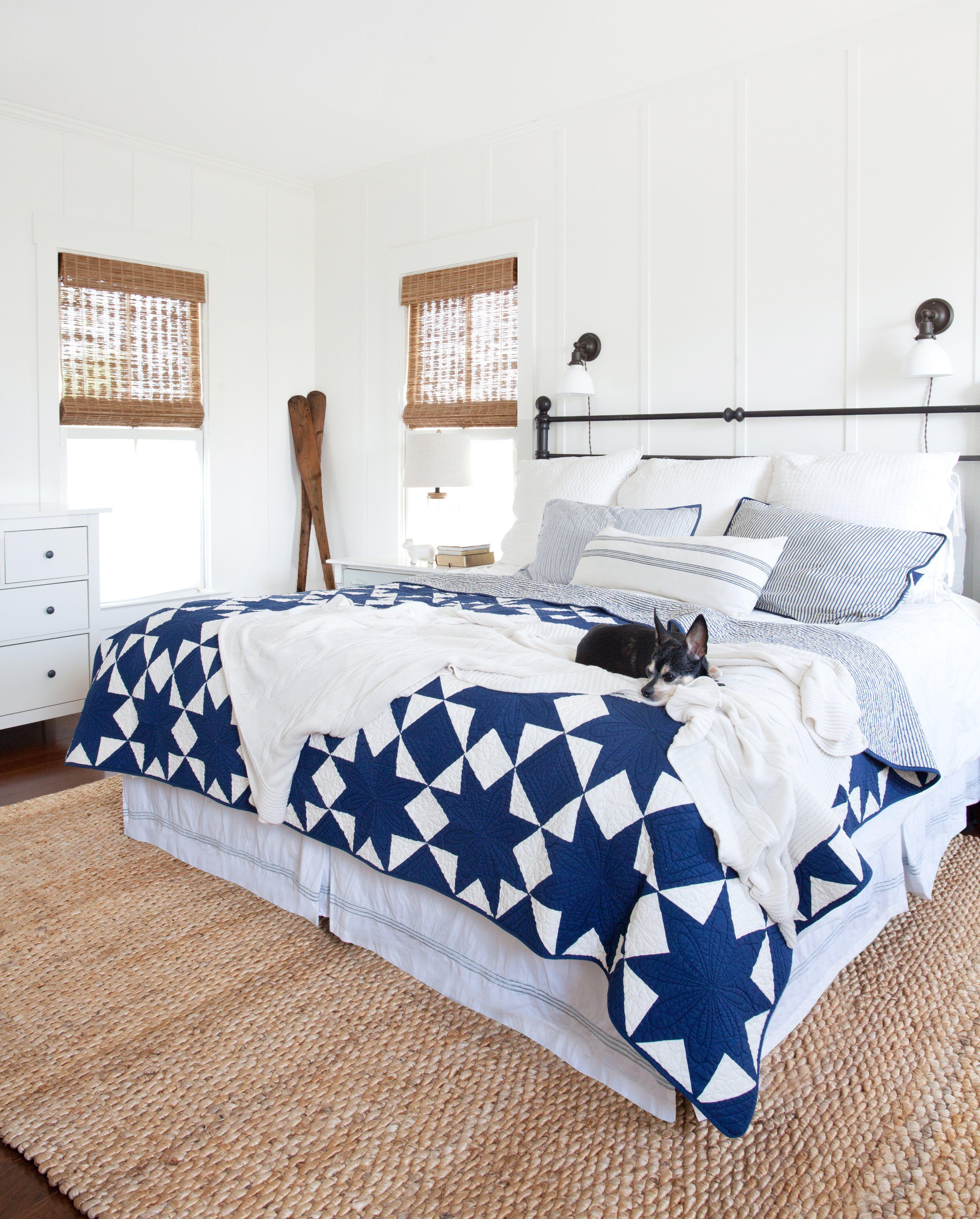 Master Bedroom Update: Natura Handspun Jute Rug | The ...