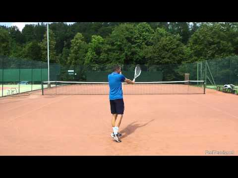 The Serve Pronation Technique And 7 Drills To Learn It Feel Tennis Learnhowtoserveintennis With Images Tennis Techniques