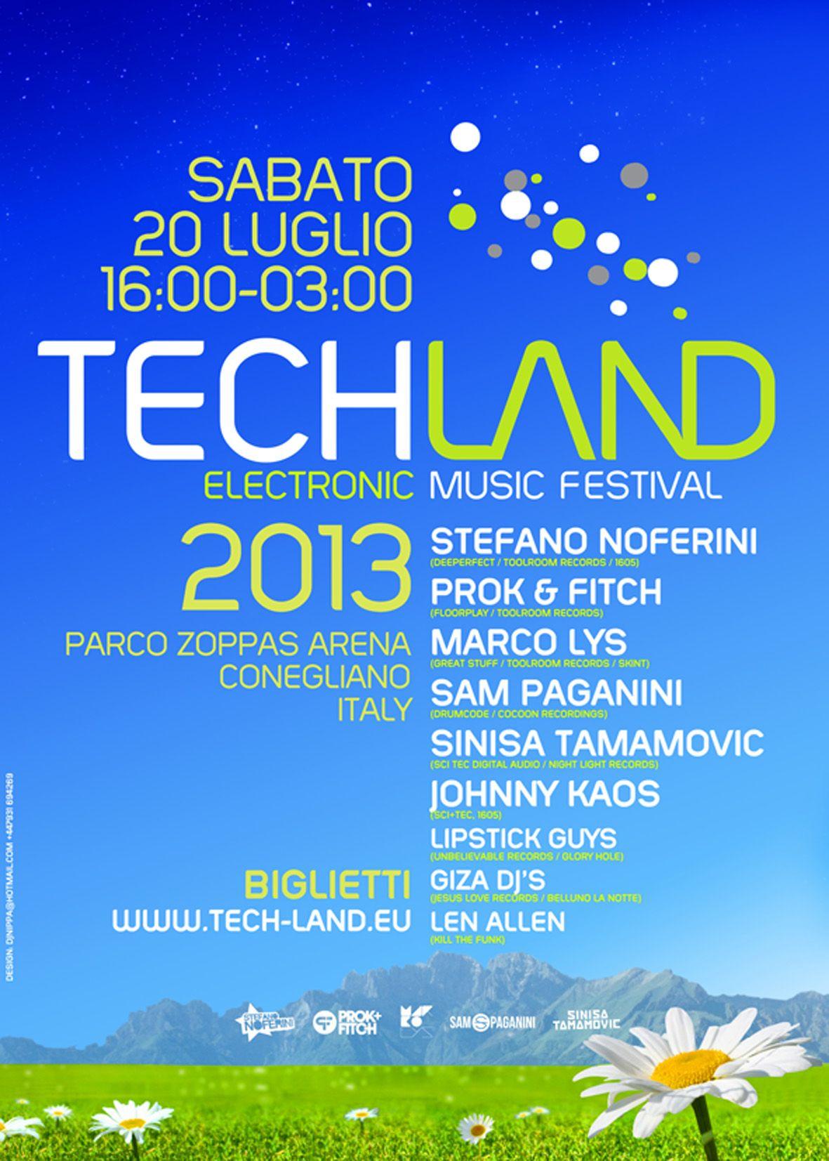 Techland - 20 luglio 2013