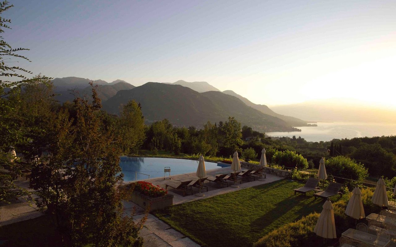 The 50 Best Hotels In Italy For Summer Lake Garda Hotels
