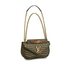 Louis Vuitton New Wave Chain Bag MM #louisvuittonhandbags