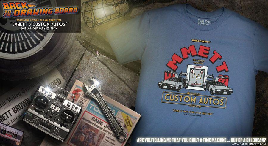 Dark Bunny Tees - Limited Edition Movie T-Shirts