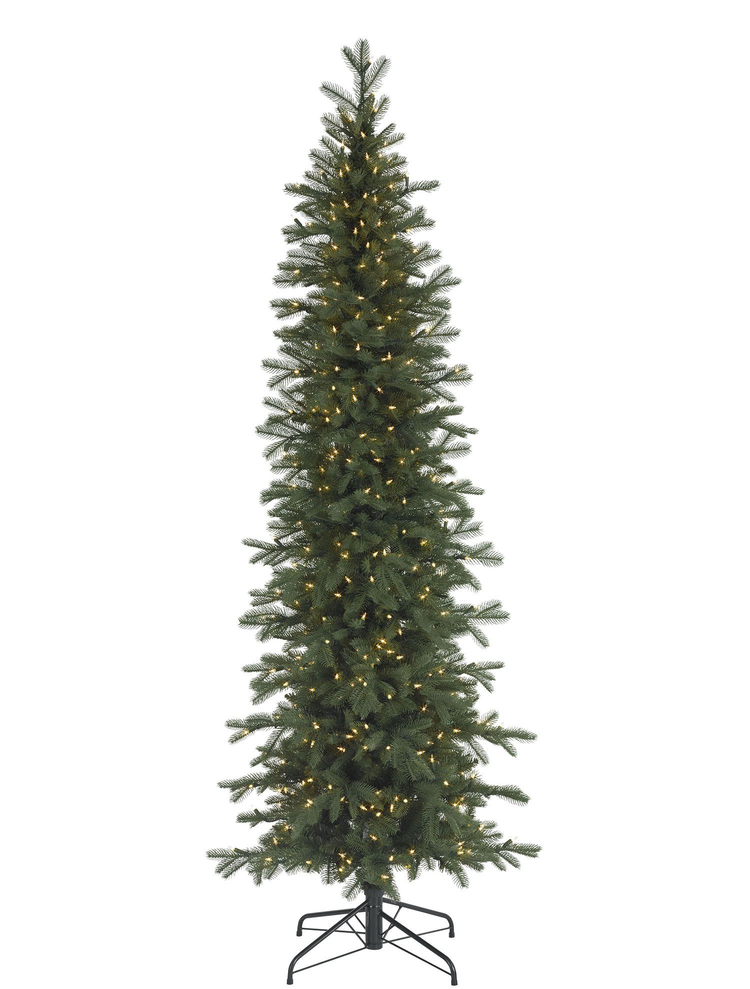 cathedral fir christmas tree - Skinny Christmas Trees