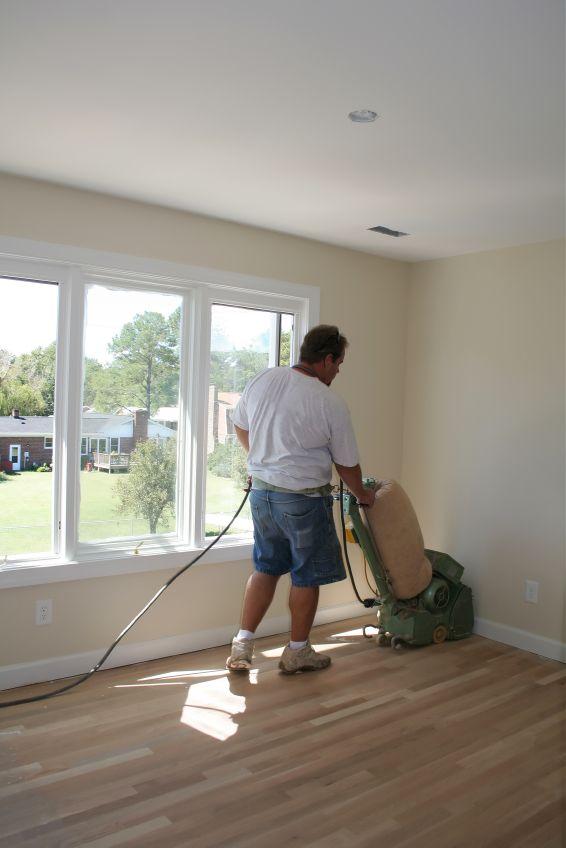 Refinishing Your Bamboo Flooring New House Ideas
