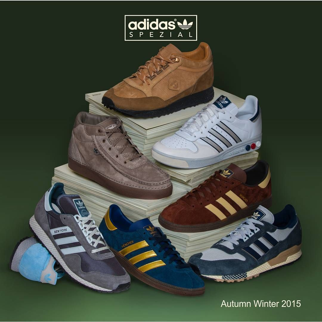 6700ac00ac7 Here is an exclusive group shot of the work  gary.aspden has done with  upcoming  adidasOriginals x  Spezial collaboration