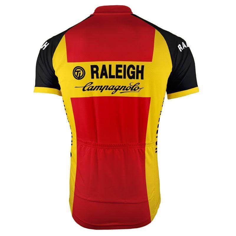 Retro 1980 TI Raleigh Campagnolo Cycling Jersey  4b77bb6c4