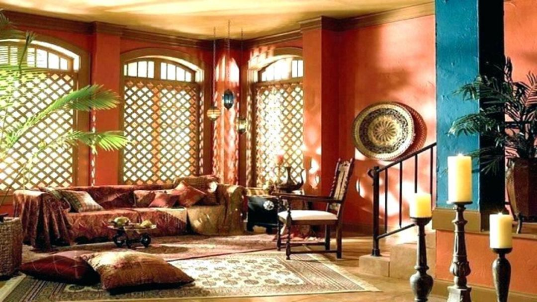 33 Attractive Moroccan Living Room Styles Most Popular 2019 Cool