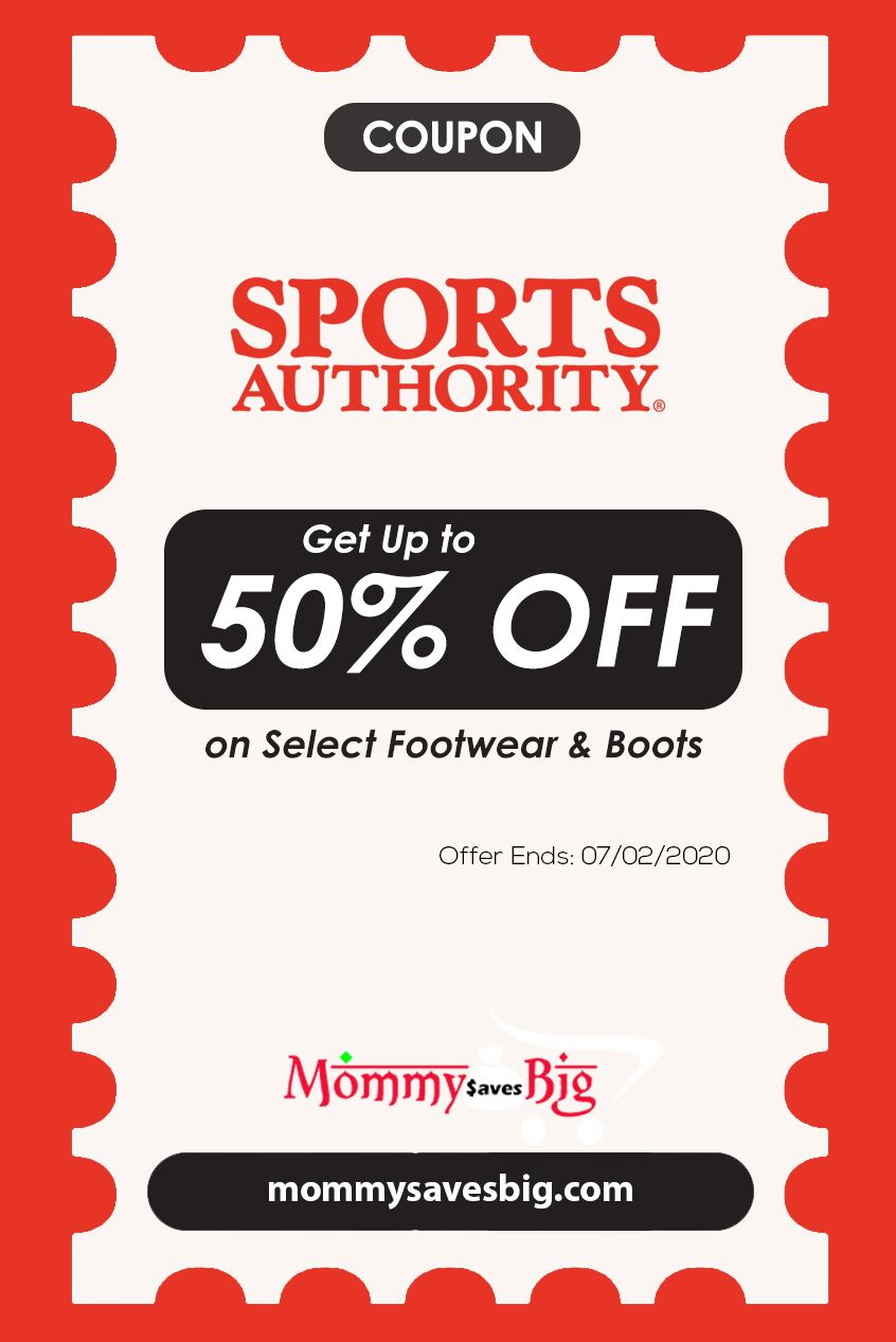 Get Up To 50 OFF on Select Footwear and Boots on Sports