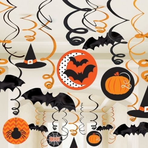 kit decoracin colgante halloween more - Adornos Halloween