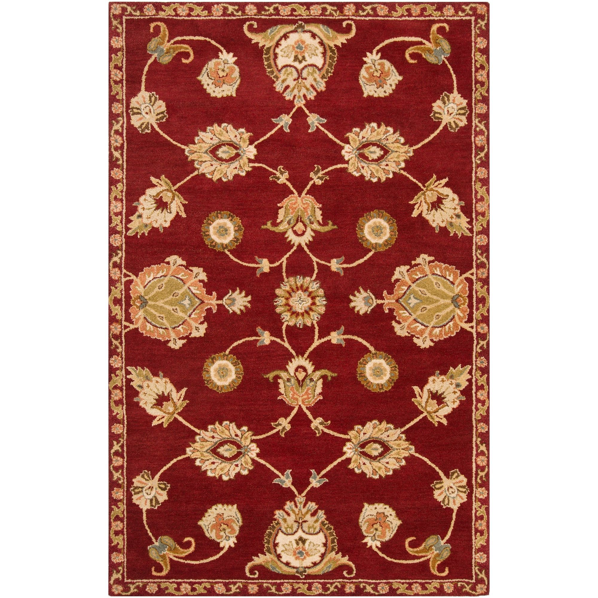 Hand-tufted Hutto Rug