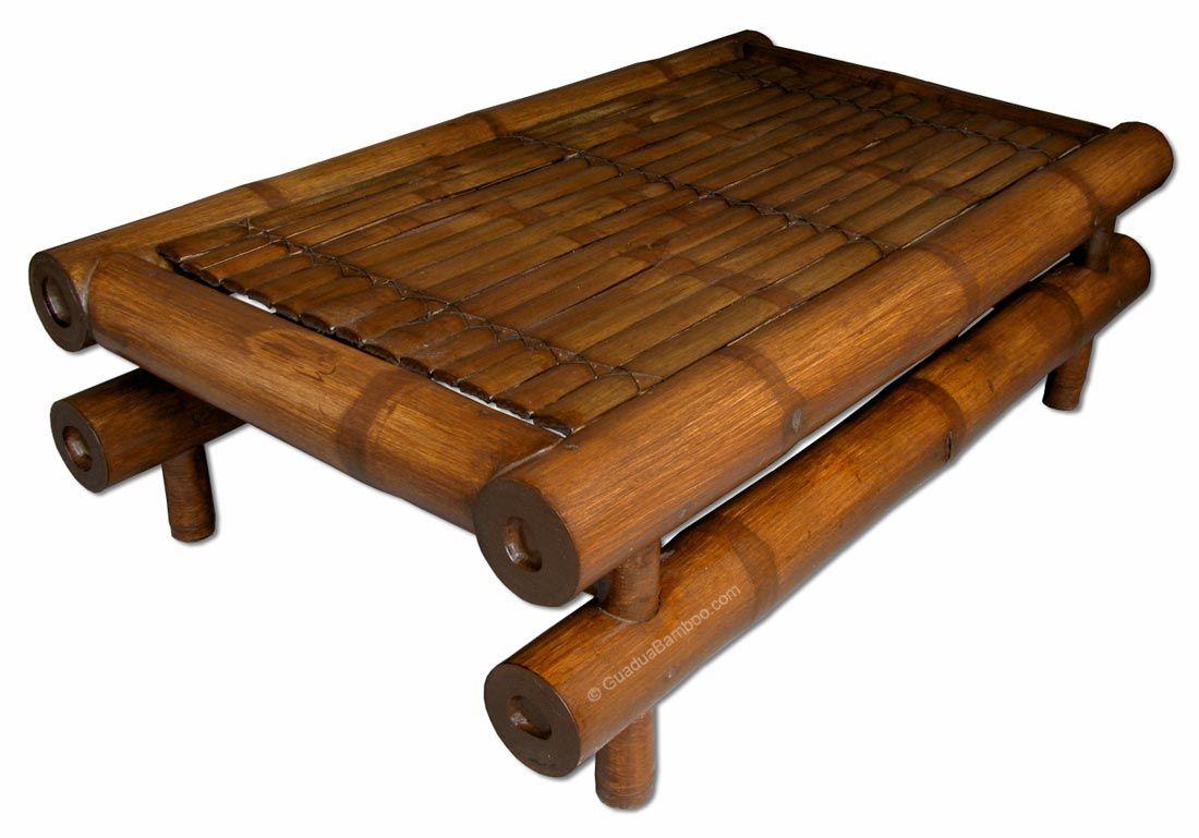 Grecia Bamboo Coffee Table Bamboo Crafts Bamboo Furniture