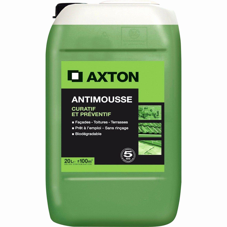 Anti Mousse Axton Idees